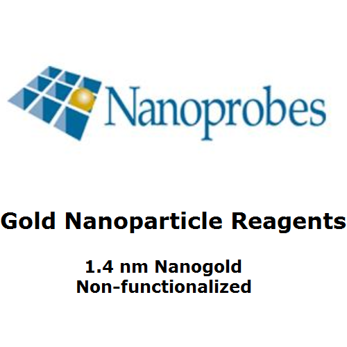 1.4 nm Nanogold Particles (Non-functionalized)