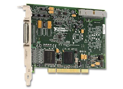 NI PCI-6220 M Series Multifunction DAQ