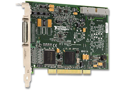NI PCI-6221 M Series Multifunction DAQ