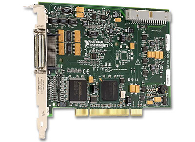 NI PCI-6224 M Series Multifunction DAQ