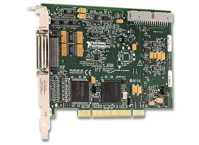 NI PCI-6229 M Series Multifunction DAQ