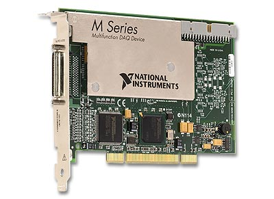 NI PCI-6250 M Series Multifunction DAQ