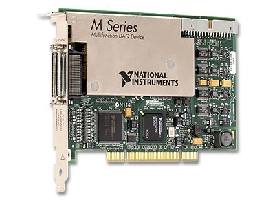 NI PCI-6254 M Series Multifunction DAQ