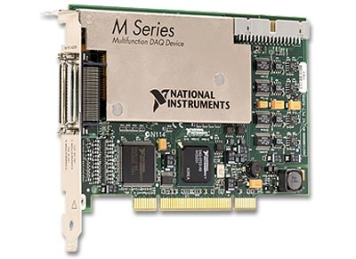 NI PCI-6259 M Series Multifunction DAQ
