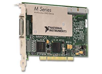 NI PCI-6280 M Series Multifunction DAQ