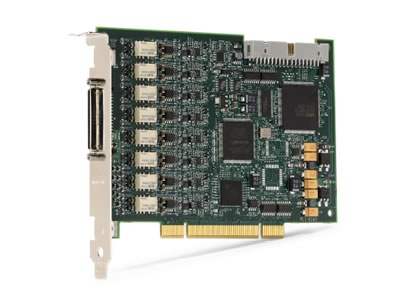 NI PCI-6143 S Series Simultaneous Sampling Multifunction DAQ