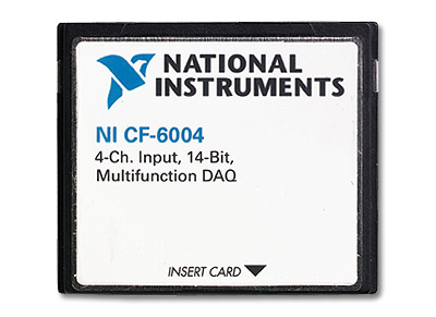 NI CF-6004 B Series Basic Multifunction DAQ