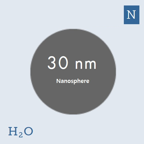 30 nm Platinum Nanoparticles (NanoXact)