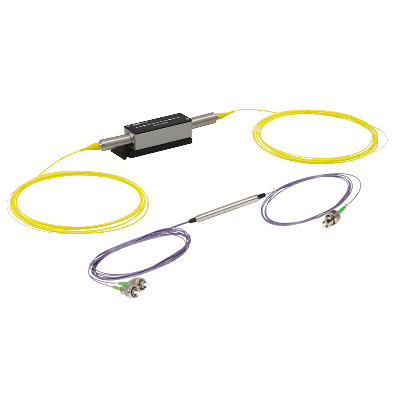 Optical Fiber Isolator Diffraction Grating Kit