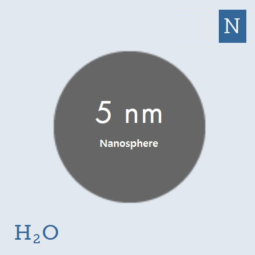 5 nm Platinum Nanoparticles (NanoXact)