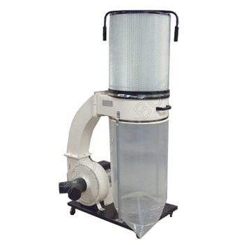 2hp Dust Collector With 24inch Cartrige Filter