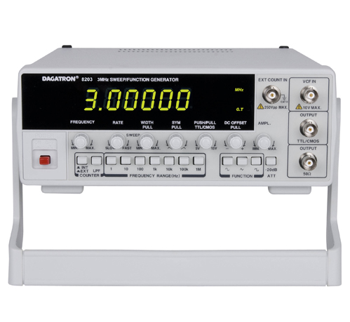 Sweep Function Generator FG-8203