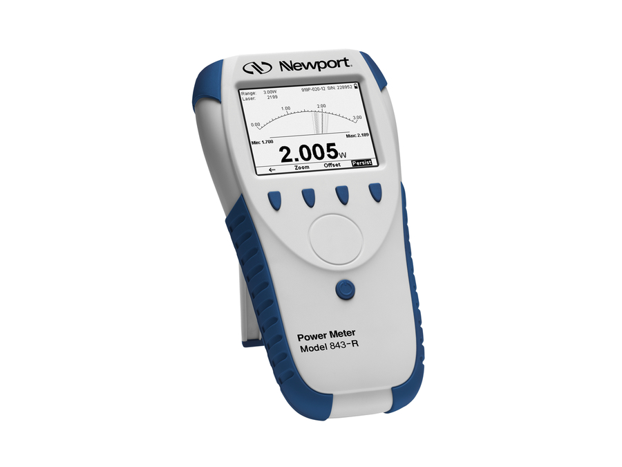 Economical Handheld Laser Power Meter