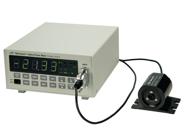 Picowatt Optical Power Meters