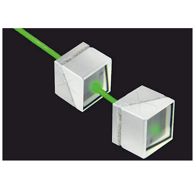 TeO Glan Polarizing Prism 2 (air spaced)