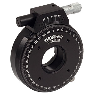 High-Precision Rotation Mount