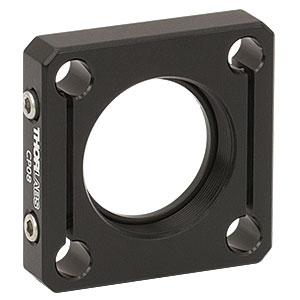 Threaded 30 mm Cage Plate with Enhanced Clamping