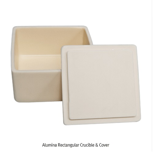 알루미나 사각 도가니 (Alumina Rectangular Crucibles)
