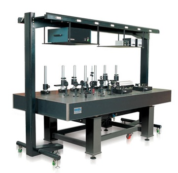 Optical Table Shelf System