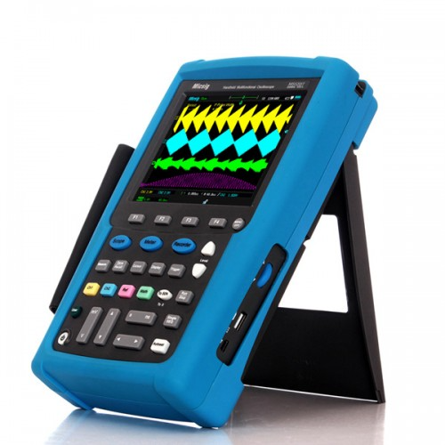 Isolated Handheld Multifunction Oscilloscope MS500