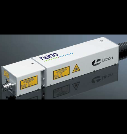 Ultra Compact, Portable Pulsed Nd:YAG lasers (Nanolite S Series)