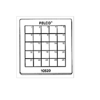 Square Grid Holder Pad
