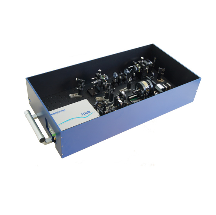 Time-Domain THz Spectrometer (800nm Laser)