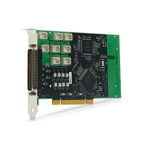 NI PCI-6520, 8 DI/8 DO