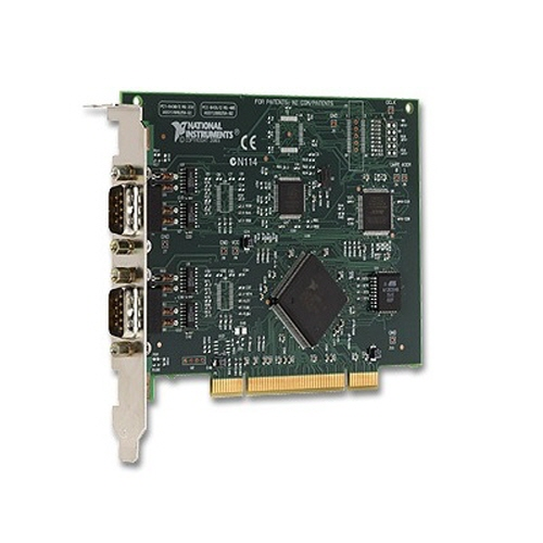 NI PCI-8431/2 (RS485, RS422), 3 Mbits/s