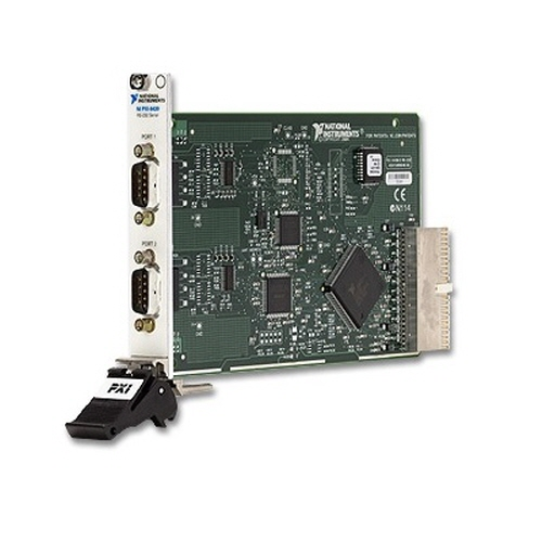 NI PXI-8431/4 (RS485, RS422), 3 Mbits/s