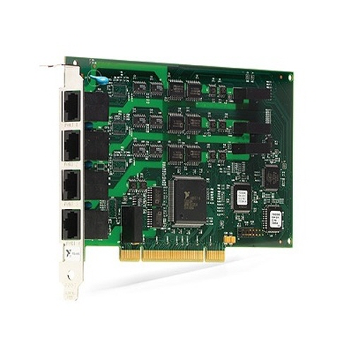 NI PCI-8433/4 (산업용 RS485, RS422), 3 Mbits/s