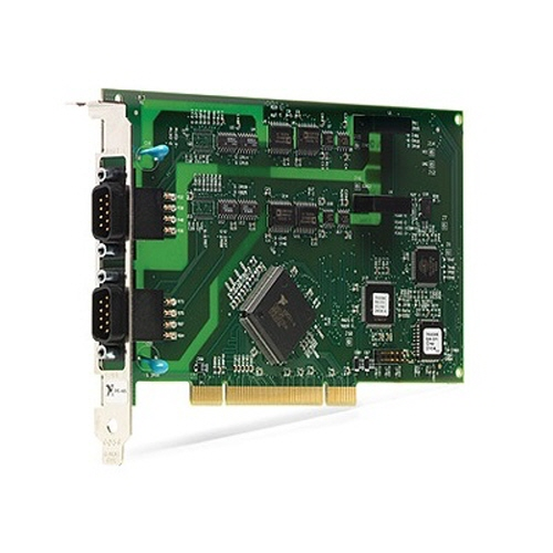 NI PCI-8433/2 (산업용 RS485, RS422), 3 Mbits/s
