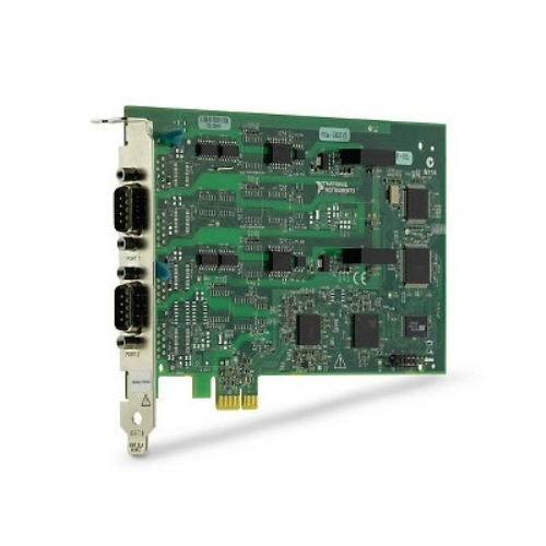 NI PCIe-8433/2 (산업용 RS485/RS422), 3 Mbits/s