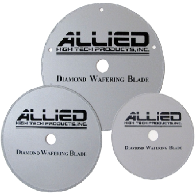Wafering Blades Plated - Segmented Rim