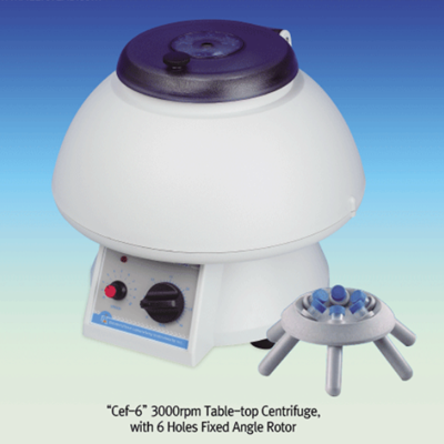 Table-top Centrifuge Cef-6, Cef-8