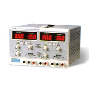 DC Power Supply - P3015T - Triple output Digital display models