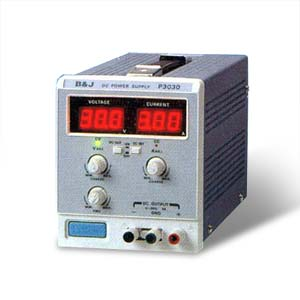 DC Power Supply - Single output Digital display models