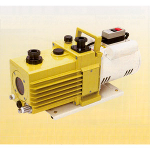 Direct Drive Oil-Sealed Rotary Vacuum Pump(GCD-136X)