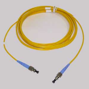 Single Mode Optical Fiber Jumper Code (FC to FC)