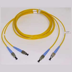 Single Mode Optical Fiber Jumper Code (Duplex)