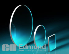 10mm Dia. Uncoated, 1λ Fused Silica Window