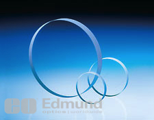 25mm Diameter Uncoated, Calcium Fluoride Window