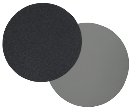 Silicon Carbide Adhesive Back Discs - 8inch