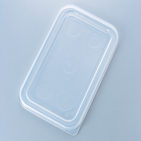 LIDS FOR OBLONG TRAY EVA
