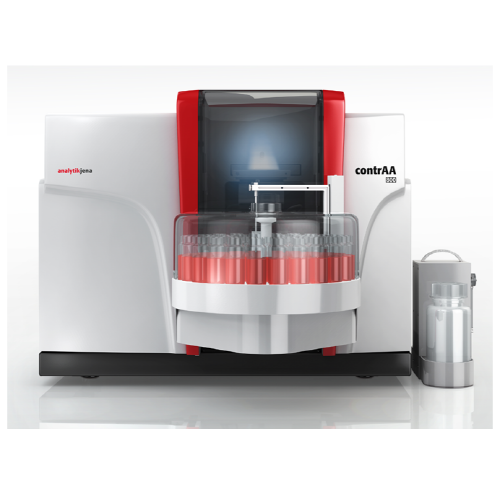 Atomic Absorption Spectrometer (flame system),contrAA 800 F