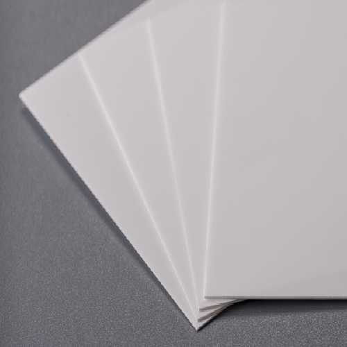 AlN Ceramic Substrate 114.3mm x114.3mm x 0.5mm