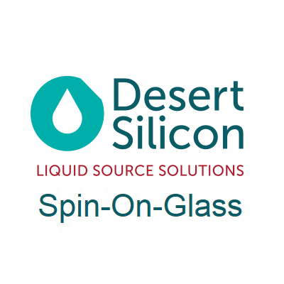Medium Phosphorous doped spin-on glass silica