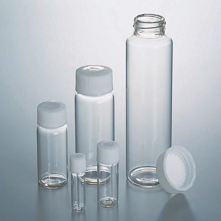 THREADED VIALS GLASS