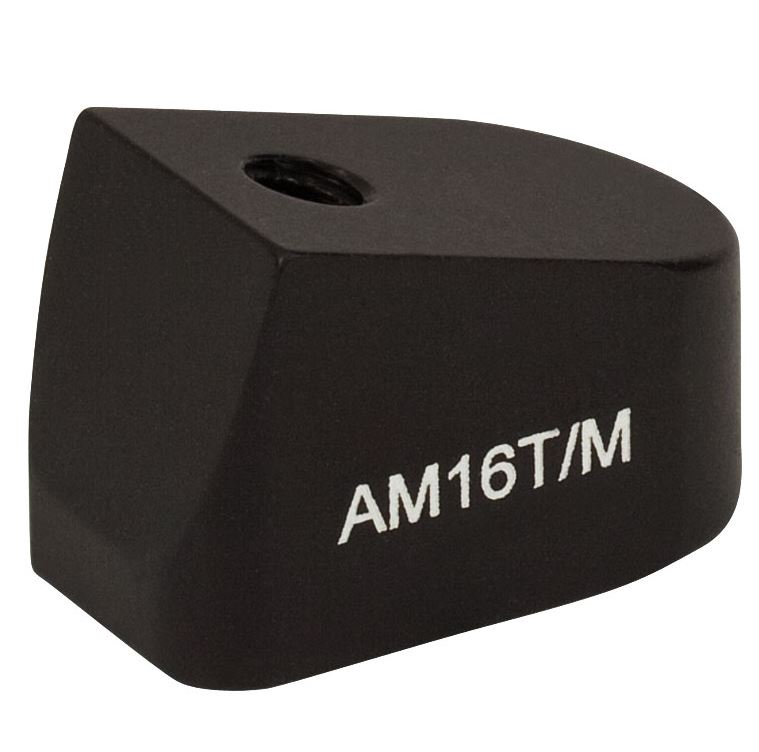 Angle Block, M4 Tap, M4 Post Mount
