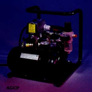 Model ACMP and AGCP Silent Air Compressor